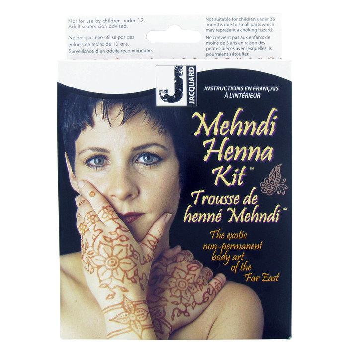 Mehndi Henna Kit Hobby Lobby 811877